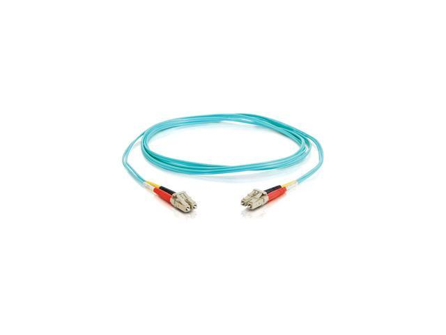 C2G 10 Gb Fiber Optic Duplex Patch Cable