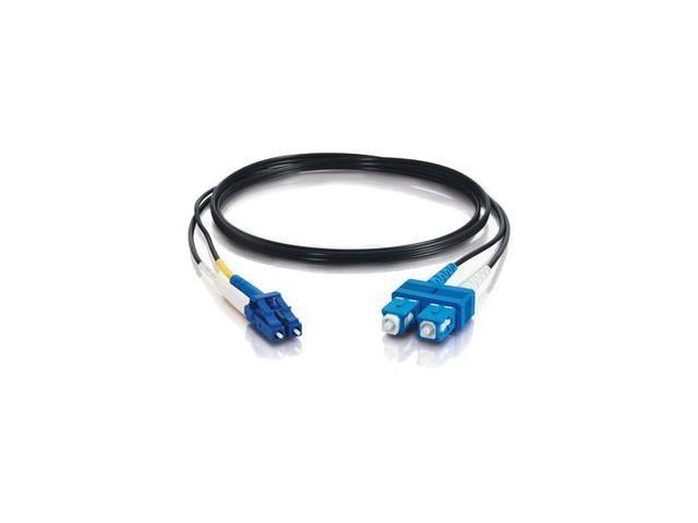 C2G Fiber Optic Duplex Patch Cable - (Riser)