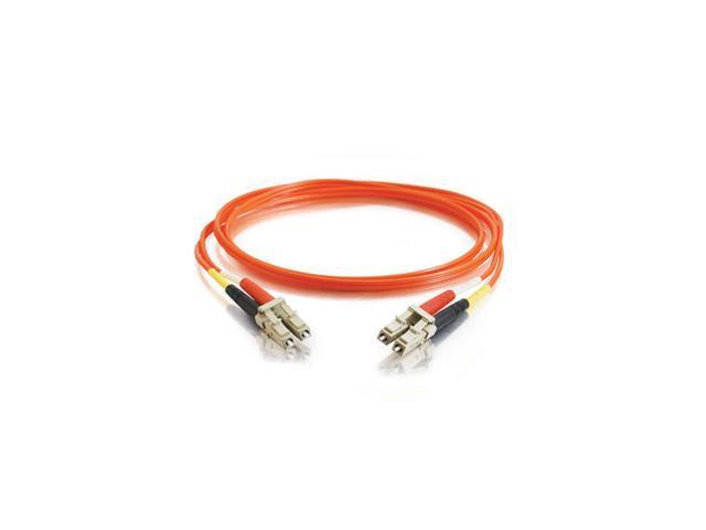 C2G Fiber Optic Duplex Patch Cable - (Plenum)