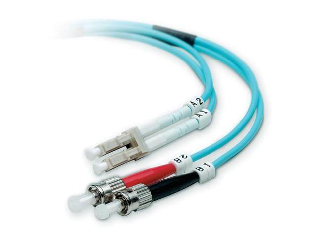 Belkin LCSC625-02M-TAA Fiber Optic Duplex Patch Cable Adapter
