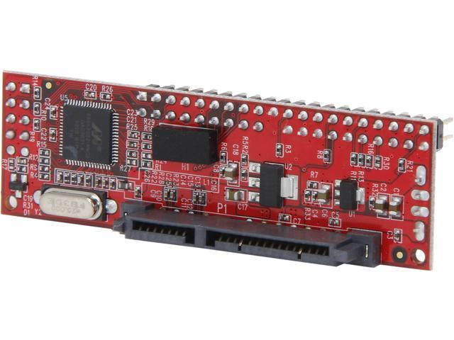 StarTech IDE2SAT2 IDE 40-Pin to SATA Adapter with Hard Disk Drive/SSD/Odd Support
