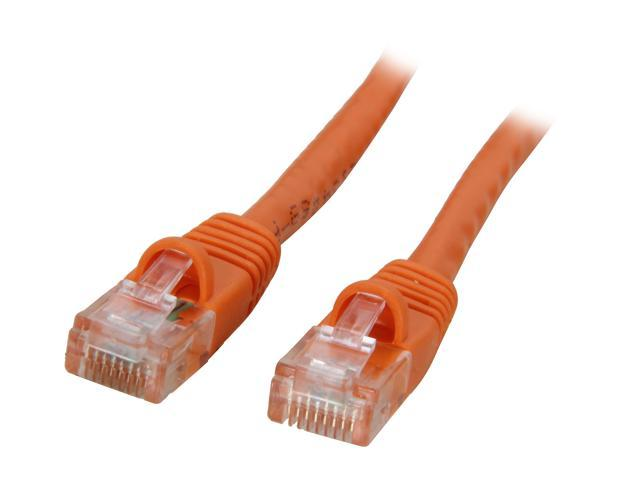 Coboc CY-CAT6-14-OR 14 ft. 550Mhz UTP Network Cable