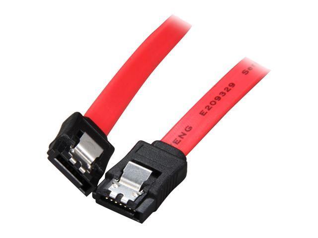 4xem 4XSATAL8RD 8 in Serial ATA Cable