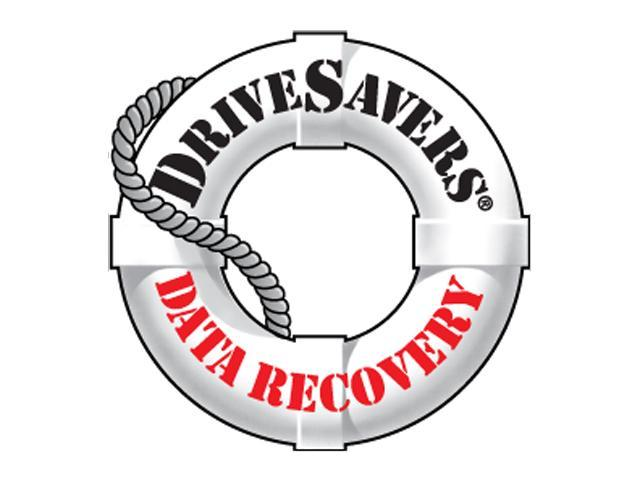 DriveSavers 1 Year NAS with 1 or 2 Drives Data Recovery 1 Year Renewal