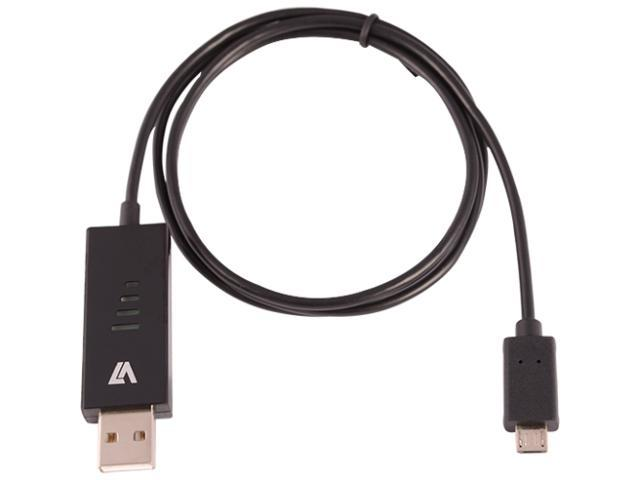 V7 Sync/Charge USB Data Transfer Cable