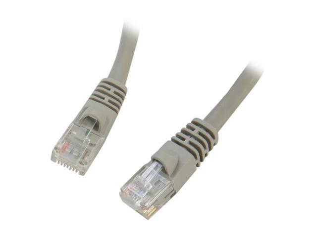 Kaybles C6M-5GY 5 ft. UTP Injection Molded Boot Patch Cable - OEM