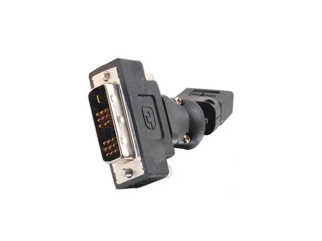 C2G HDMI to DVI 360? Rotating Adapter