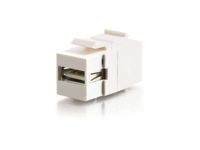 C2G 28751 Keystone USB Connector Adapter