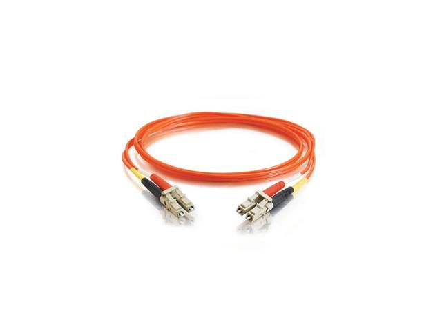 C2G Fiber Optic Duplex Patch Cable - (Plenum)