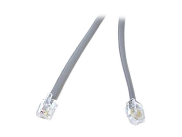 C2G 6p4c Modular Cable
