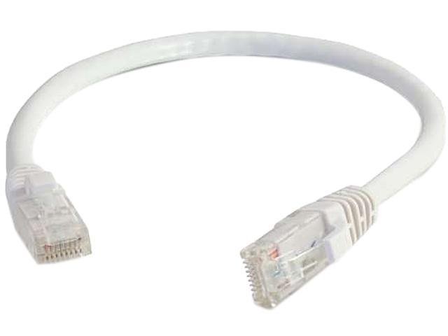 C2G 04041 20 ft. Cat 6 White Snagless Patch Cable