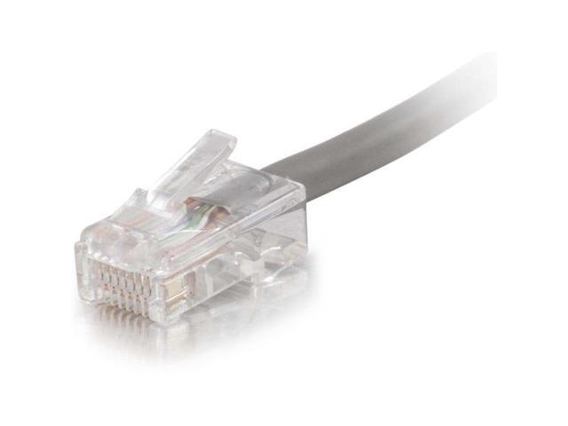 C2G 15226 3 ft Cat 5E Gray Network Ethernet Cables