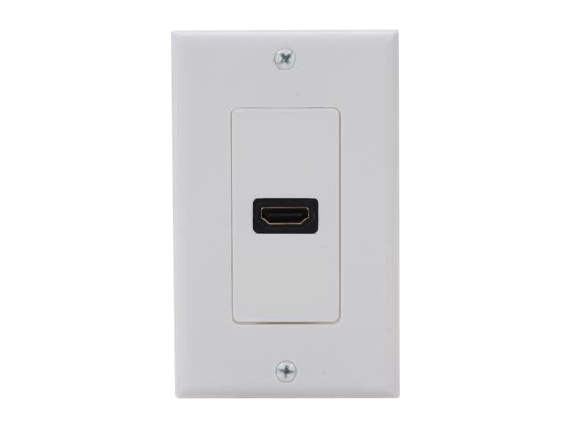 Nippon Labs WP-HM1 HDMI Wall Plate with 1 Port