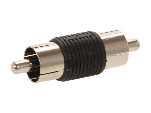 Nippon Labs RCA-1M1M RCA adaptor RCA Male to RCA Male