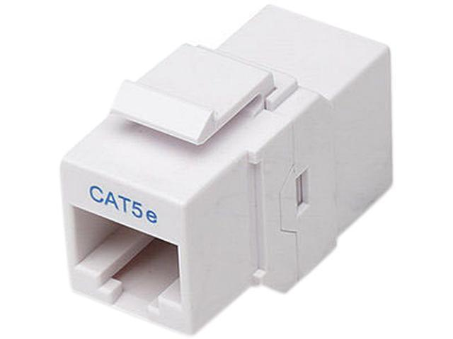 Intellinet Network Solutions 504935 Cat.6 UTP Keystone Coupler