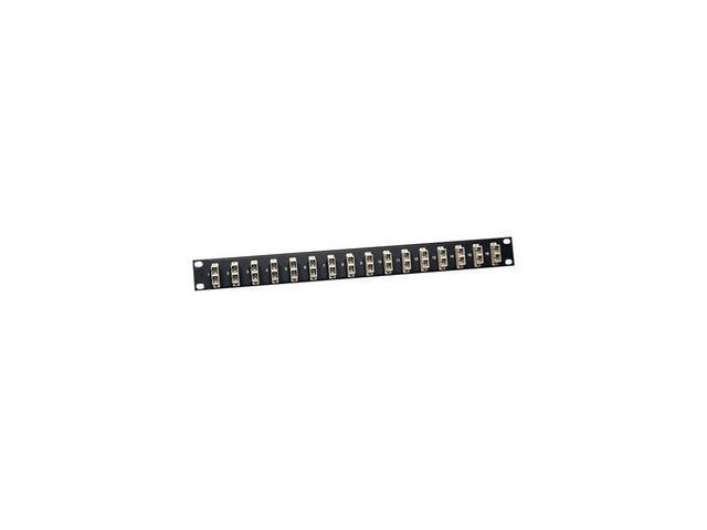 TRIPP LITE N490-016-SCSC 16 Port Fiber Patch Panel, 1U (SC / SC)