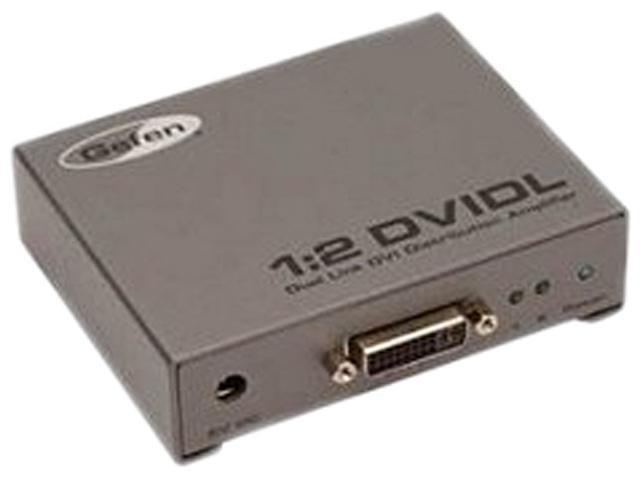 1 x 2 Dual-Link DVI Distribution Amplifier