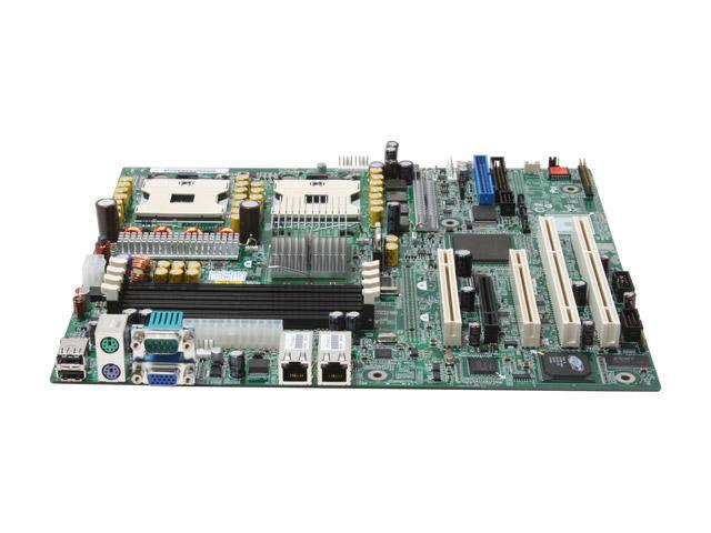 Intel SE7320EP2DG ATX Server Motherboard Dual 603/604 Intel E7320 DDR2 400