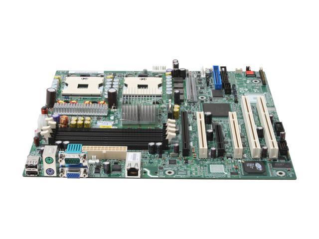 Intel SE7525RP2 ATX Server Motherboard Dual 603/604 Intel E7525 DDR2 400
