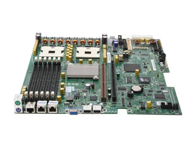 Intel SE7320VP2D2 SSI Thin E-Bay Server Motherboard Dual 603/604 Intel E7320