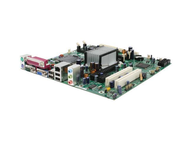 Intel BOXD946GZISSL LGA 775 Intel 946GZ Micro ATX Intel Motherboard