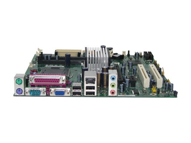 Intel BLKD946GZISSL LGA 775 Intel 946GZ Micro ATX Intel Motherboard