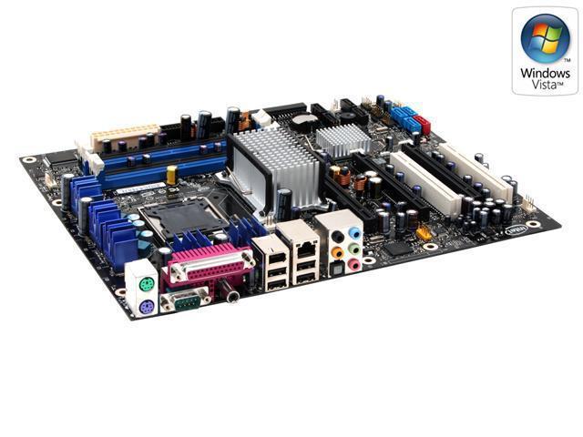 Intel BLKD975XBX2KR LGA 775 Intel 975X ATX Intel Motherboard