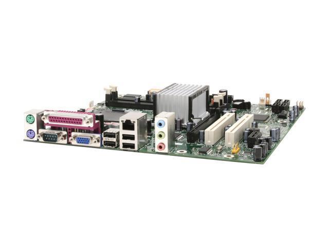 Intel BOXD945GCLL LGA 775 Intel 945G Micro ATX Intel Motherboard