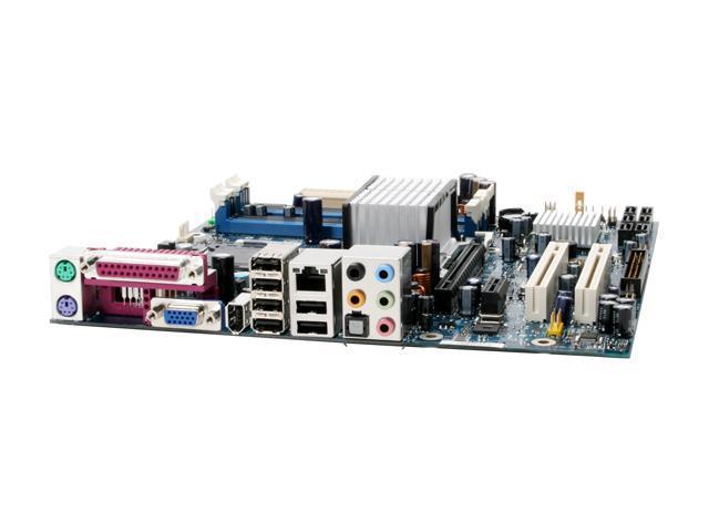 Intel BLKDG965OTMKR LGA 775 Intel G965 Express Micro ATX Intel Motherboard