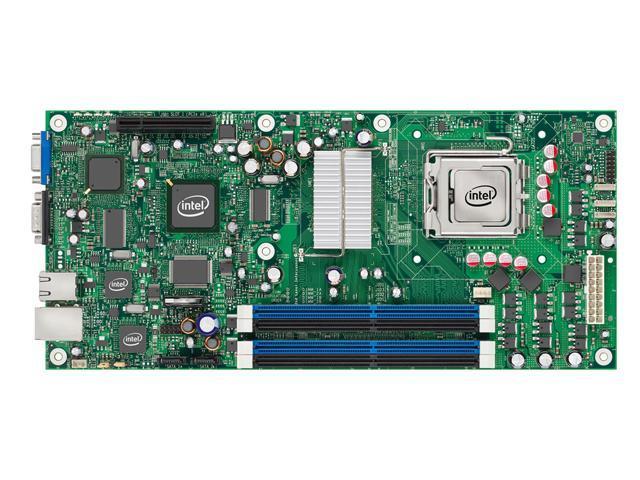 Intel S3000PT Small Form Factor Server Motherboard