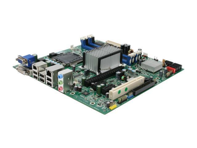 Intel BOXDQ35JOE LGA 775 Intel Q35 Micro ATX Intel Motherboard