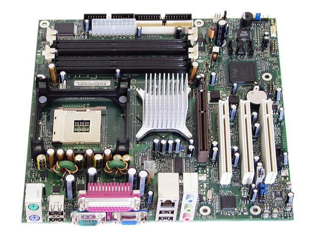 Intel BLKD865GLCLK Micro ATX Intel Motherboard - OEM