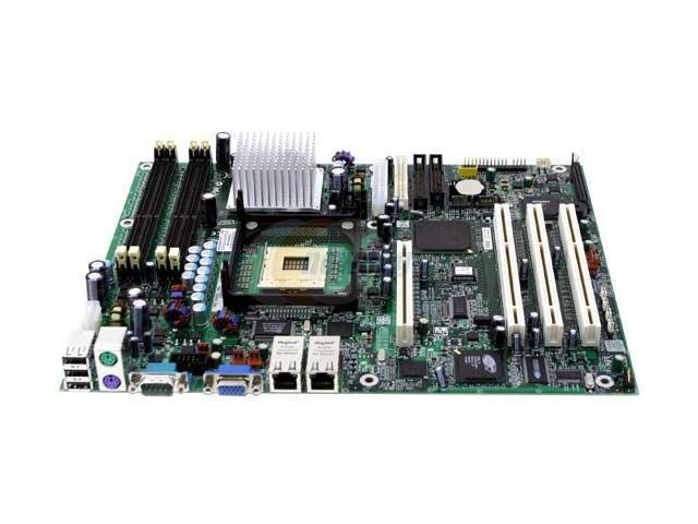 Intel SE7210TP1SCSI ATX Server Motherboard 478 Intel E7210