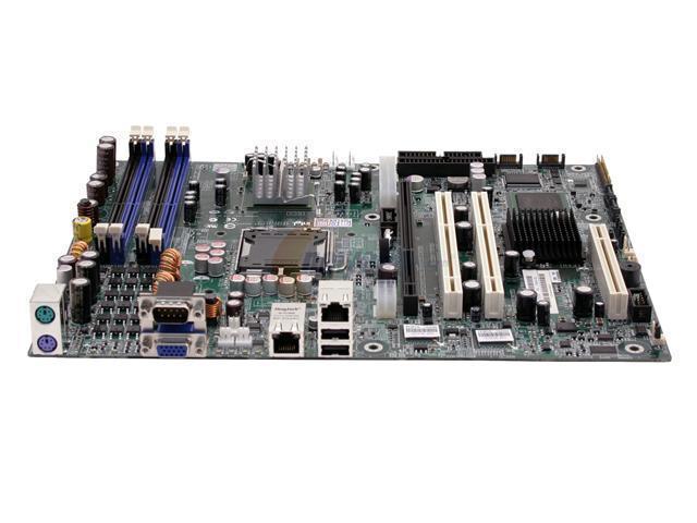 Intel SE7221BK1LX ATX Intel Motherboard LGA 775 Intel E7221 DDR2 400/533