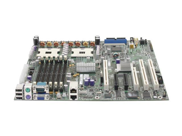 Intel SE7520BD2 SSI EEB 3.0 Server Motherboard Dual 603/604 Intel E7520