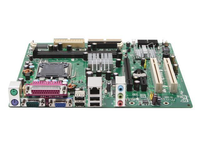 Intel BOXD101GGCL Micro ATX Intel Motherboard