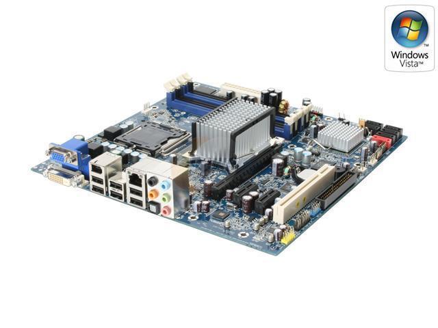 Intel BLKDG33TLM Micro ATX Intel Motherboard - OEM