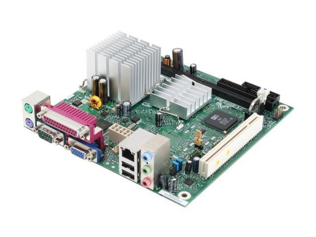 Intel BLKD201GLY2 Intel Celeron 220 Mini-ITX/ Micro ATX Motherboard/CPU Combo - OEM