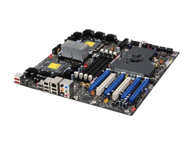 Intel BOXD5400XS Dual LGA 771 Intel 5400(Skulltrail) Extended ATX Motherboard