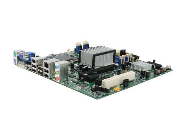 Intel BOXDG35EC LGA 775 Intel G35 Micro ATX Intel Motherboard