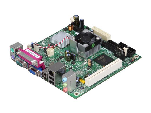 Intel BOXD945GCLF Intel Atom processor 230 Mini ITX Motherboard/CPU Combo