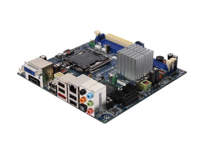 Intel BLKDG45FC LGA 775 Intel G45 Mini ITX Intel Motherboard