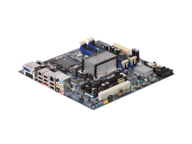 Intel BOXDG45ID Micro ATX Intel Motherboard