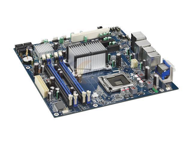 Intel BLKDG45ID Micro ATX Intel Motherboard