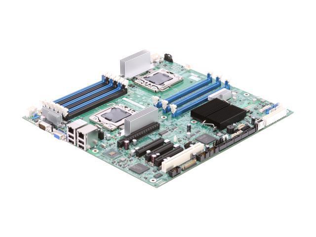 Intel S5500HCV SSI EEB Server Motherboard