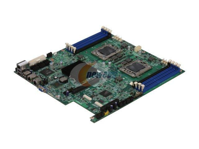 Intel S5500WB SSI EEB Server Motherboard Dual LGA 1366 Intel 5500 DDR3 1333