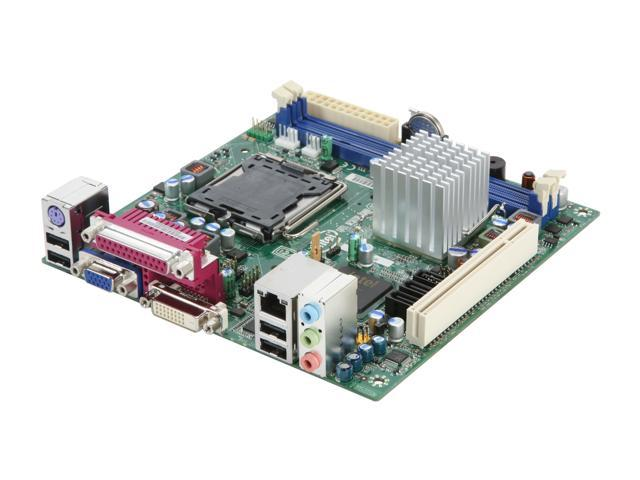 Intel BOXDG41MJ LGA 775 Intel G41 Mini ITX Intel Motherboard