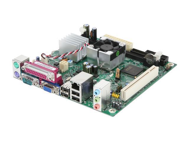 Intel BOXD945GCLF2D Intel Atom processor 330 Intel 945GC Mini ITX Motherboard/CPU Combo