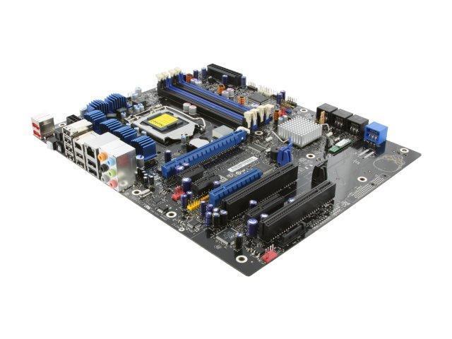 Intel BOXDP55KG LGA 1156 Intel P55 ATX Intel Motherboard