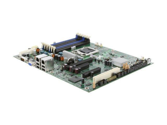 Intel S3420GPLC ATX Server Motherboard LGA 1156 Intel 3420 DDR3 1333